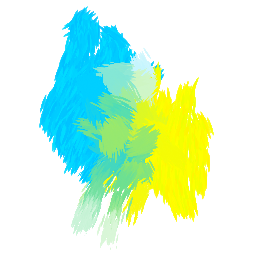 How To Simulate Paint Mixing Graphic Design Stack Exchange